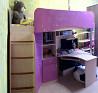 Детская кровать Бэмби 4 + Матрас Mediflex Berry Kids Магадан