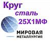 Круг сталь 25х1мф Екатеринбург