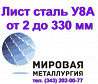 Продам лист У8а, сталь У8, полоса У8а Екатеринбург